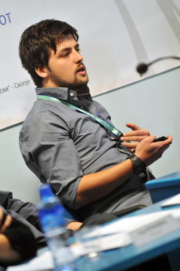 Ako som v Skopje cibril komunikačné schopnosti