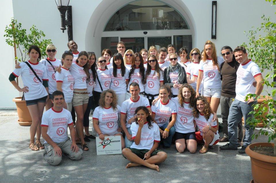 Kristína Balúnová a Peter Huray krátkodoba európska dobrovoľnícka služba - Turecko, Bodrum, 2012 (14)