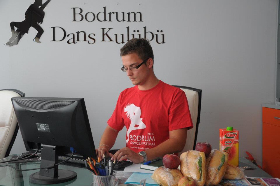 Kristína Balúnová a Peter Huray krátkodoba európska dobrovoľnícka služba - Turecko, Bodrum, 2012 (18)