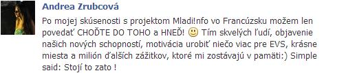 andrea_zrubcova_o_mladiinfo_slovensko_referencie