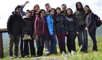 Urban Volunteering kick-start - participants small